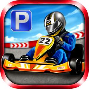 3D Go Kart Parking - eXtreme Go Karting Driving & Racing Games Hack