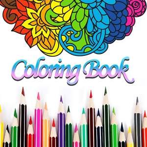 Adult Coloring Book Color Page Hack