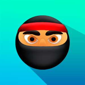 Cool Ninja Game Fun Jumping Hack