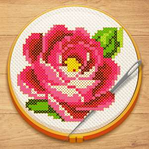 Cross Stitch: Color by Number Hack