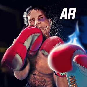 Glowing Gloves: AR Boxing Game Hack