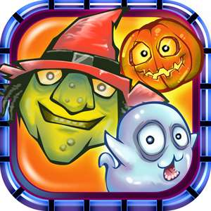 Halloween Match 3 Spooky Holiday Game FREE Hack