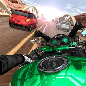 Moto Rider In Traffic Hack