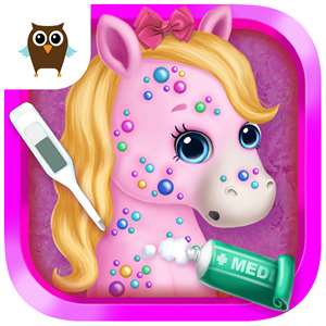 Pony Sisters Pet Hospital - Pink Horse Doctor Hack
