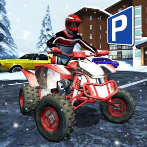 ATV Quad Bike Parking PRO - Full Snow Version Hack