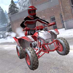 ATV Snow Racing - eXtreme Real Winter Offroad Quad Driving Simulator Game PRO Version Hack