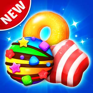 Candy Charming-Match 3 Puzzle Hack: Generator Online
