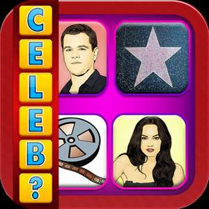 Celebrity Photo Quiz - Can you guess who's that pop celeb icon in this word game? Hack