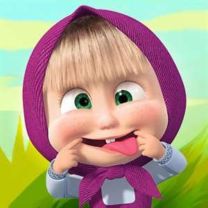 Masha and the Bear: Kids Games Hack