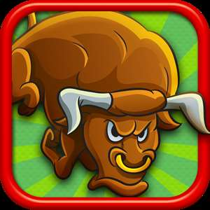 Papa Bull Stampede them All Mad Run FREE Hack