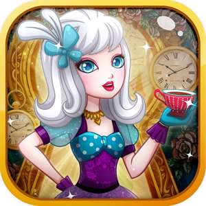 Princess sister of Dress-up Girl sweet salon game Hack