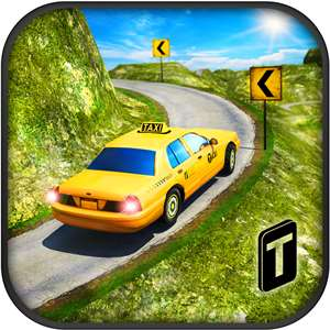 Taxi Driver 3D : Hill Station Hack