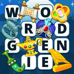 Word Genie - Puzzles & Gems Hack