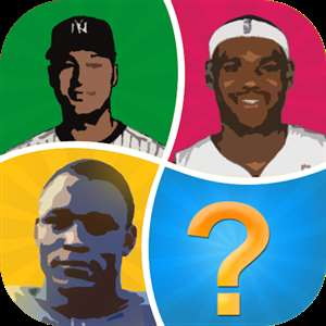 Word Pic Quiz Famous Athletes - name the greatest faces in baseball, football, soccer and other sports Hack