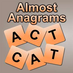 Almost Anagrams Hack