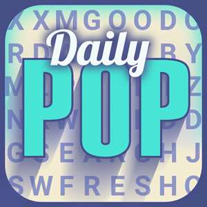 Daily POP Word Search Hack