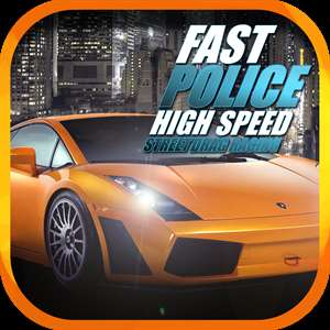 Fast Police Reckless Speed Driving Furious Car Auto Racing Legends HD Free Hack