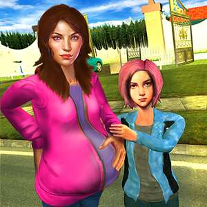 Pregnant Mommy Virtual Reality Hack