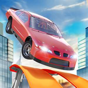 Roof Jumping: Stunt Driver Sim Hack
