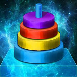 Tower of Hanoi Puzzle Hack