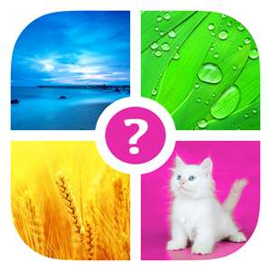 Words & Pics ~ Free Photo Quiz. What's the word? Hack