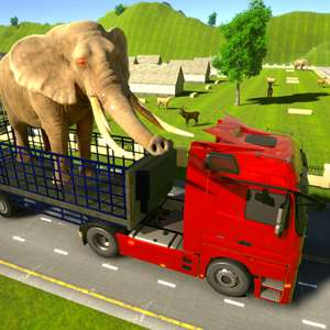 Animal Delivery Truck Driver Hack