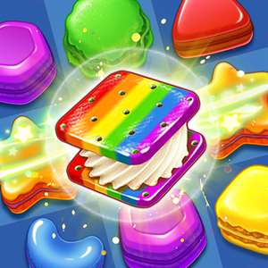 Candy Smash-Cookie Mania Hack