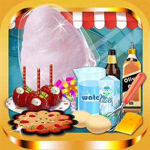 Fair Food Donut Maker - Games for Kids Free Hack