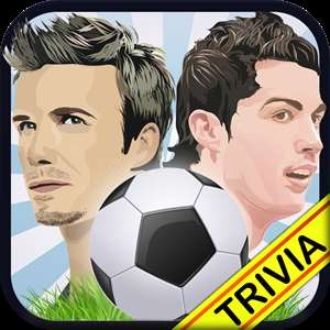 Football player logo team quiz game: guess who's the top new real fame soccer star face pic Hack