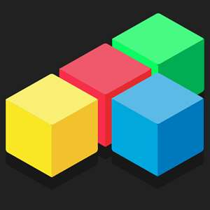 Free to Fit: Color block puzzle logic stack dots Hack
