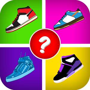 Guess the Sneakers - Kicks Trivia Quiz for Sneakerheads Hack