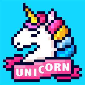 Unicorn Art: Color By Number Hack