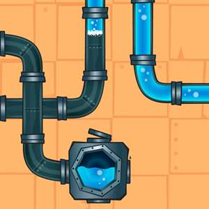 Water pipes : pipeline Hack