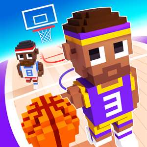 Blocky Basketball FreeStyle Hack