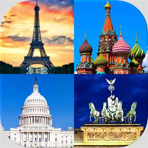 Capitals of the World - Quiz Hack