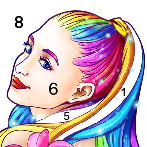 Coloring Fun : Color by Number Hack