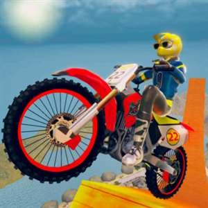 Dirt Bike Stunt Race-r Game 3D Hack
