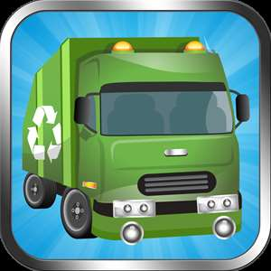 Garbage Truck Street Race - Dumpster Trucks Trash Pick Up Games Free Hack