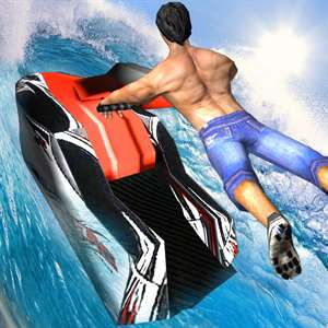 JetSki MotoCross Diving Stunts Hack