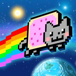 Nyan Cat: Lost In Space Hack