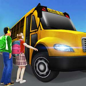 School Bus Simulator Games 3D Hack
