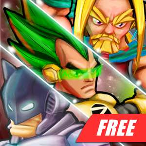 Superheros 2 Free fighting games Hack