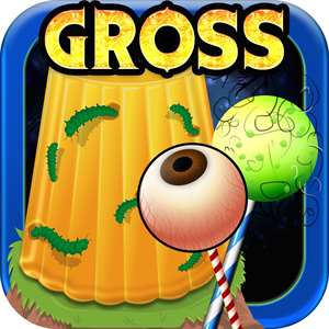 Woods Witch Gross Treats Maker - The Best Nasty Disgusting Sweet Sugar Candy Cooking Kids Games for iPhone Hack