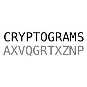 Cryptograms - Word Puzzles for Brain Training Hack