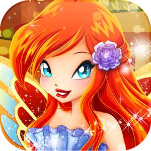 Enchanted Princess Winx Tinkerbell ever after game Hack