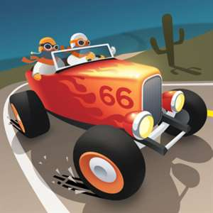 Great Race - Route 66 Hack