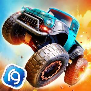 Monster Trucks Racing Hack