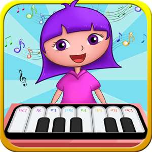 My Kids 1st Little Piano Instruments - Music games Hack