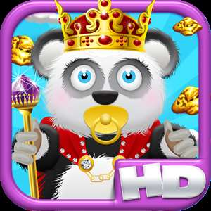 Baby Panda Bears Battle of The Gold Rush Kingdom HD - A Castle Jump Edition FREE Game! Hack