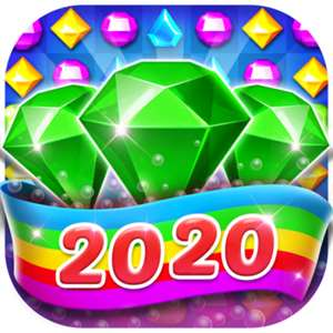 Bling Crush-Gem Match 3 Puzzle Hack